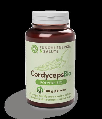 integratori-Cordyceps Polvere Bio