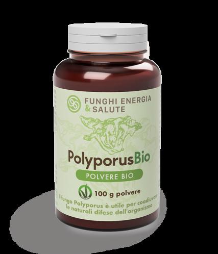 integratori-Polyporus Polvere Bio