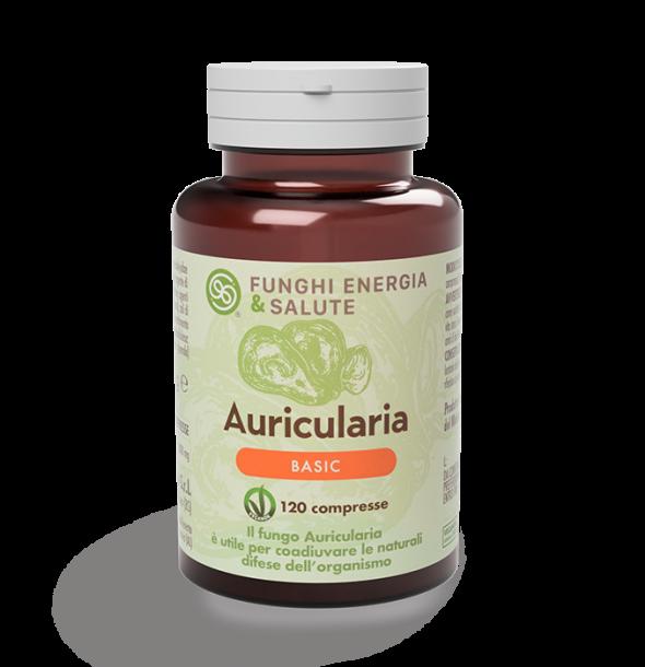 integratori-Auricularia Basic