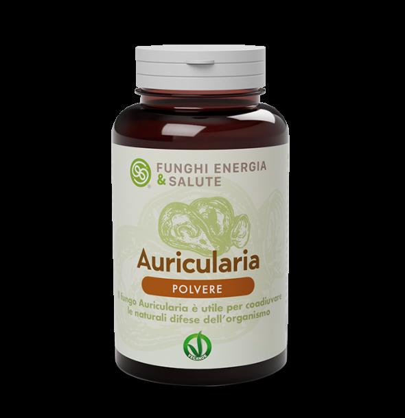 integratori-Auricularia Polvere
