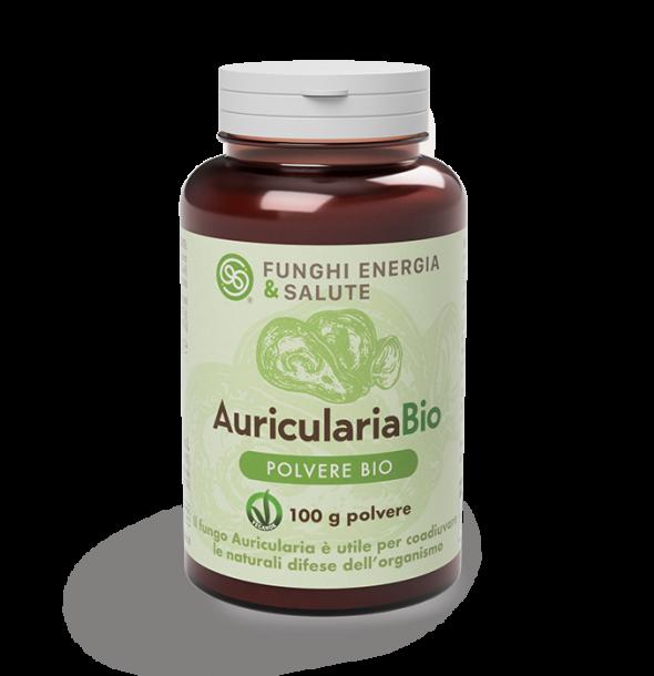 integratori-Auricularia Polvere Bio